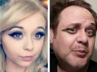 dad humiliates daughter