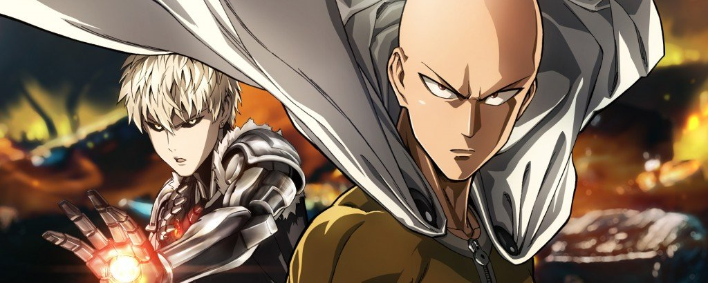 One Punch Man - Anime like HunterxHunter
