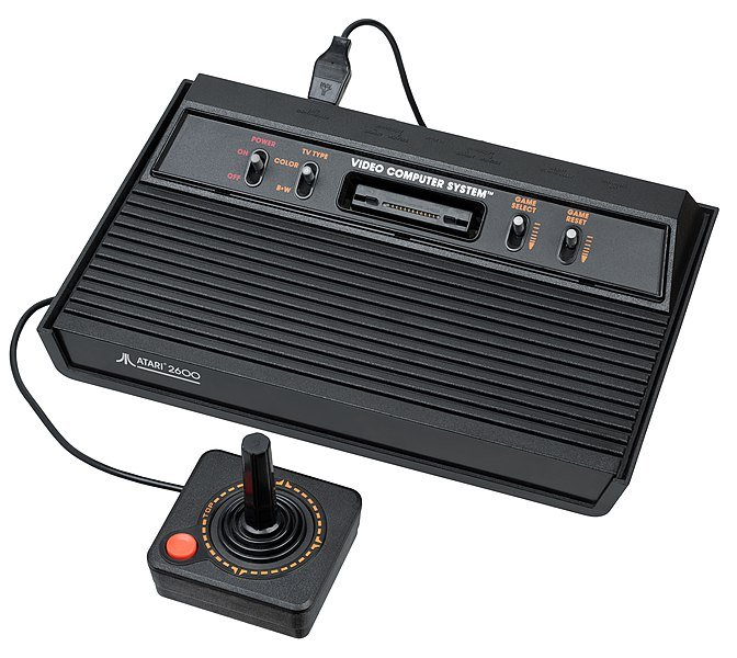 ET The Extra-Terrestrial -'Worst Game Ever'? Atari 2600 console