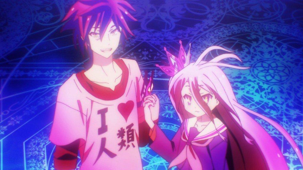 No Game No Life 10 Anime Like 'The Rising Of The Shield Hero'