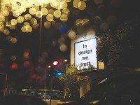 Isn't Choosing A Minimal Design A Safe Bet?