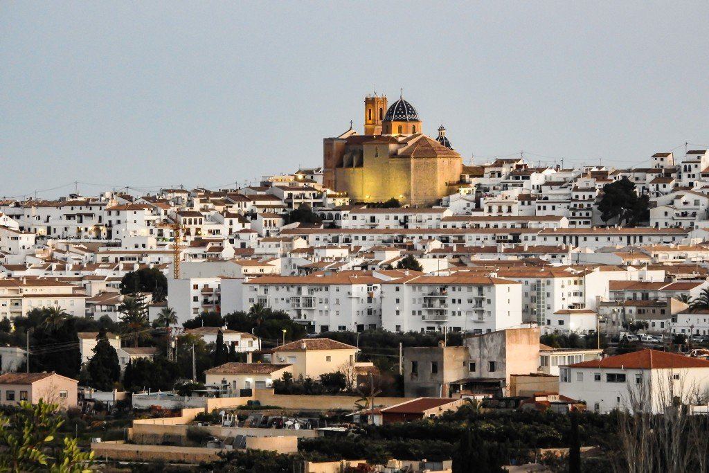 Places To See: Altea, Spain