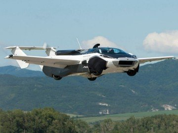 Forget Private Jets, Flying Cars Are Going To Change The Way We Travel: Klein Vision's AirCar