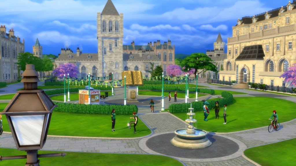 Sims 4 - A Beautiful Day In The Neighbourhood?