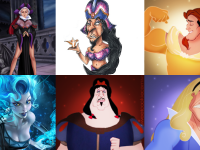 What If Disney Villains Were Disney Princesses?