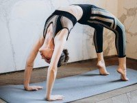 Step By Step Guide To Perform The Perfect Chakrasana (Wheel Pose)
