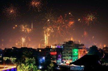 diwali pollution self care