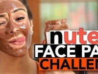 Spread Nutella On Your Face : Fun And Healthy For Your Skin