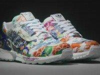 porcelain art sneaker