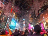 wierdest new year traditions