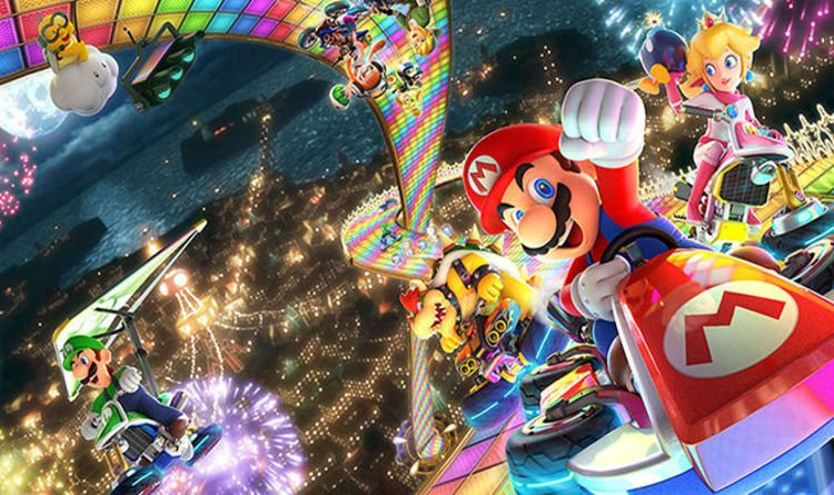 The Game Turned Into Reality - Mario Kart Roller Coaster Opens On 4th February