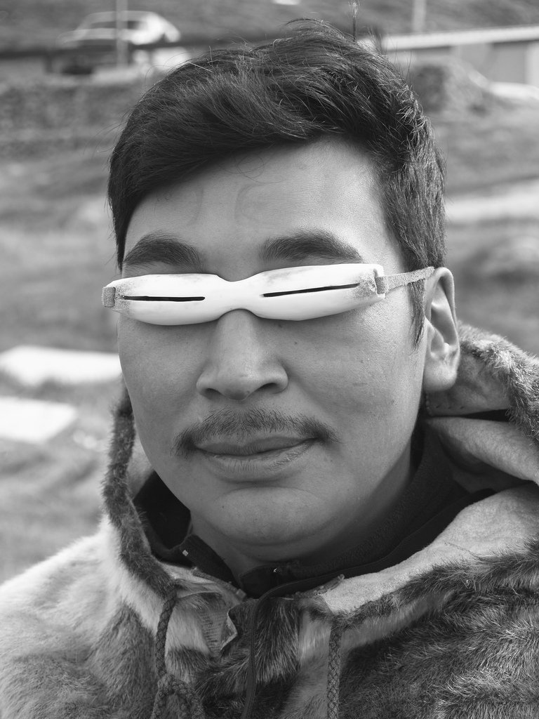Inuit Created The First Sunglasses In The World