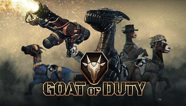 Have Your Heard About The Goat Version Of Call Of Duty?
