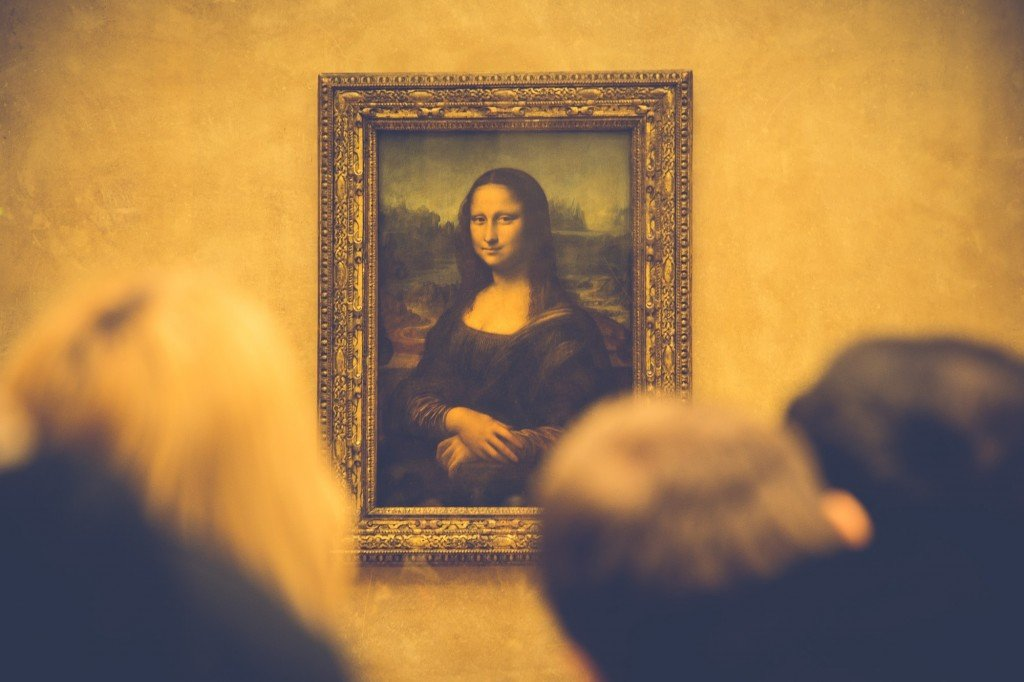 Here's How Mona Lisa Would Look If She Was Painted Today!