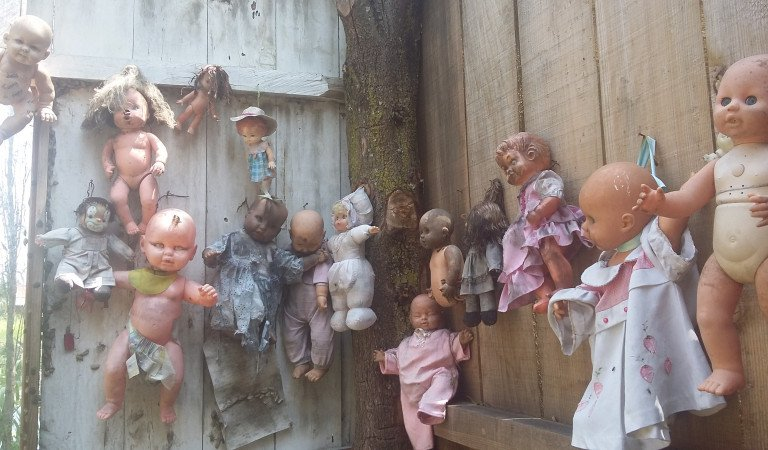 Visit The Island Of The Dolls In Mexico To See Hundreds of Annabelles!