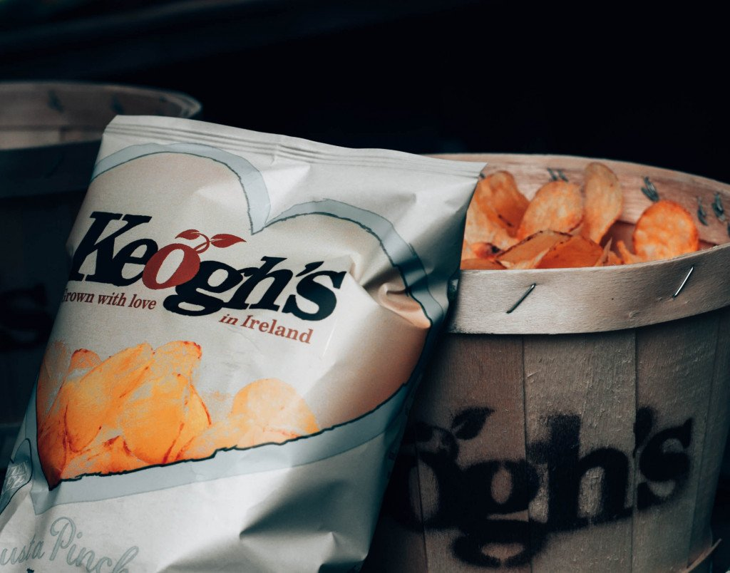 A Short History Of Our Favourite Snack, The Potato Chip!