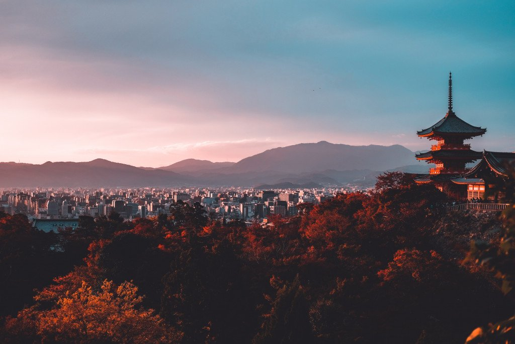 Most Beautiful Places In Japan - The 5 Places To Visit In Japan To Witness The Most Stunnig Sunsets!