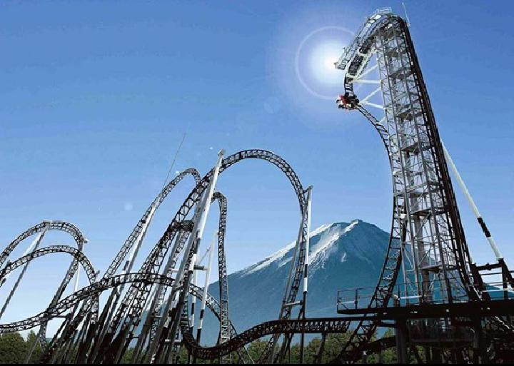 Top 5 Theme Parks In Japan That You Need To Visit Right Now!