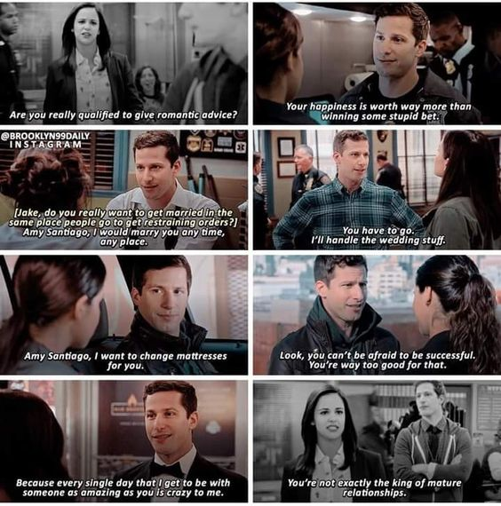 Why We All Need A Jake Peralta In Our Lives