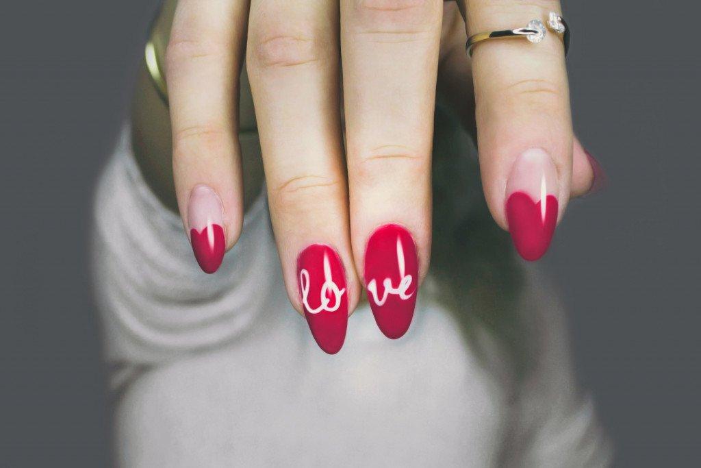 simple nail art designs - trendy nail art designs