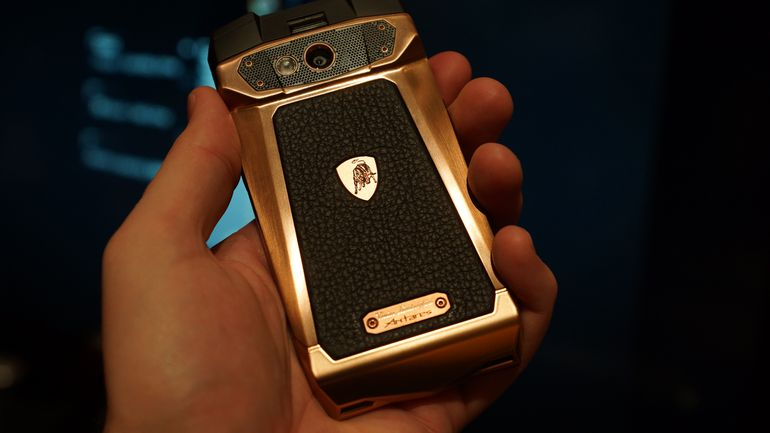 Can You Guess The Brands That Created These Limited Edition Mobile Phones?