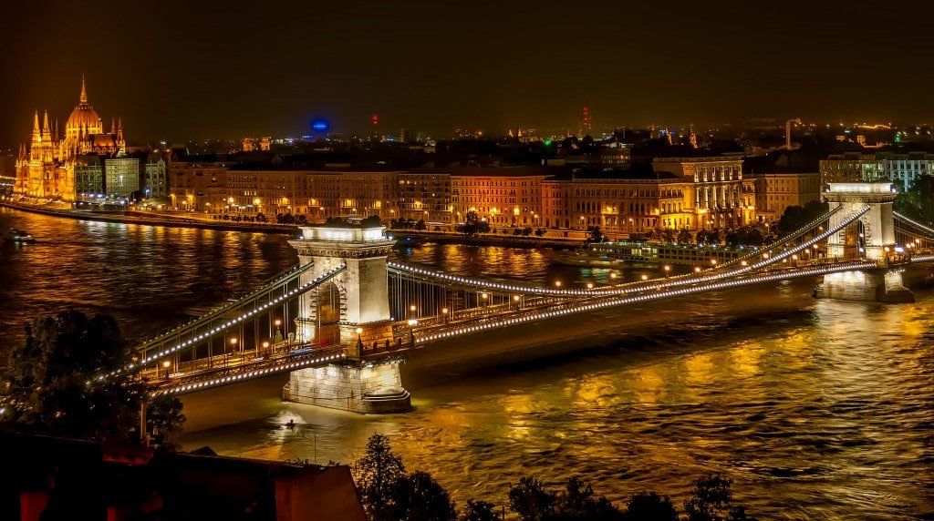 5 Most Beautiful Bridges In Europe!