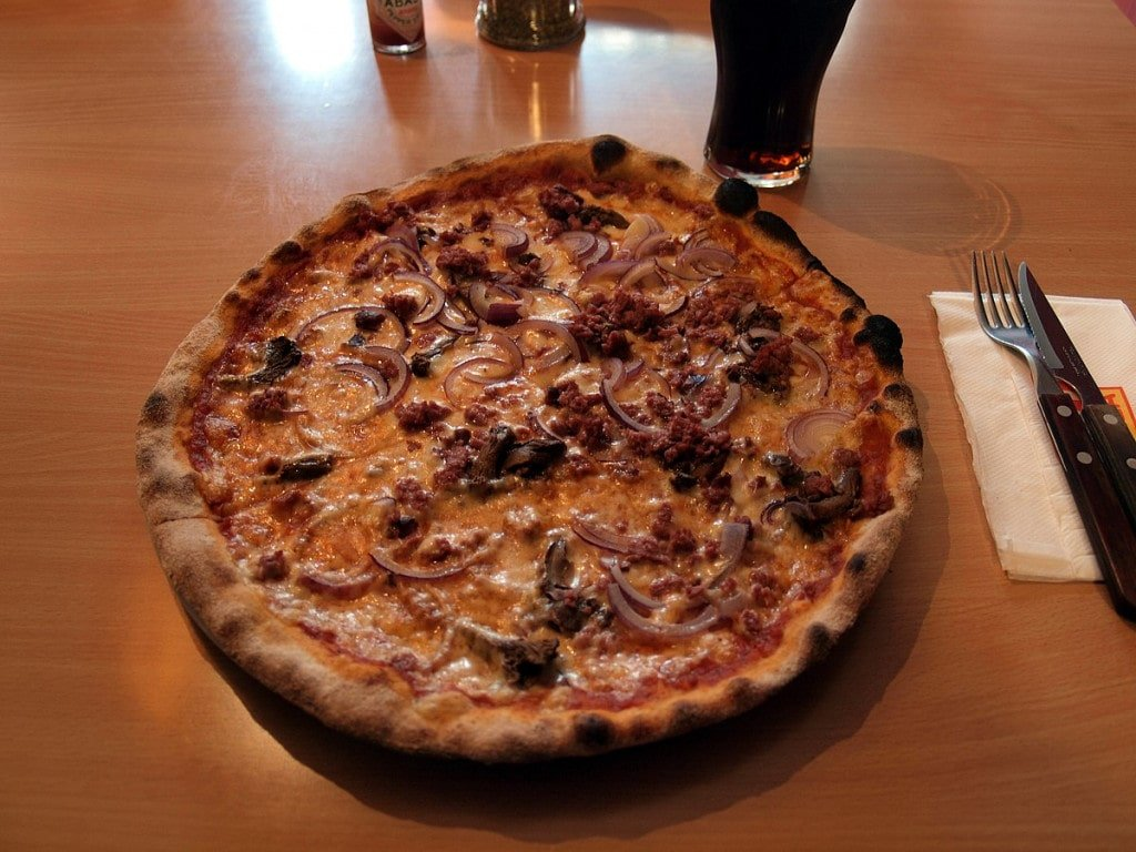 5 Countries, 5 Really Strange Pizza Toppings That Might Make You Rethink Life