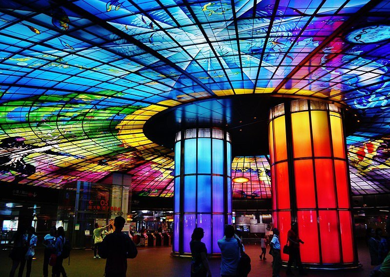 The 5 Most Sublime Metro Stations Around The World