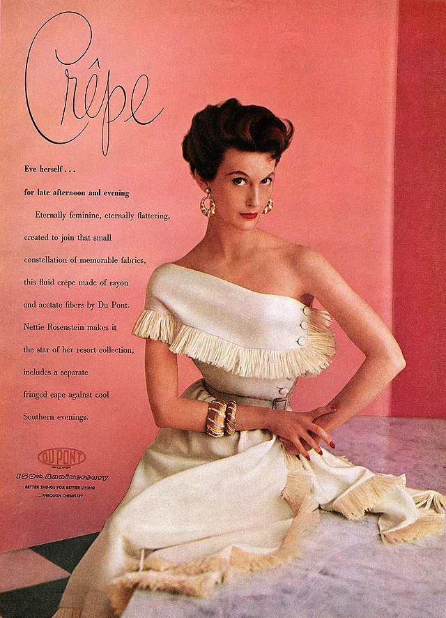 The 1950s Beautiful Models We Aspire To Be Like!