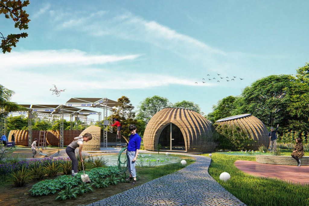 Are You Daring Enough To Live In A 3D Printed House?