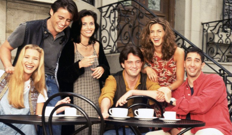 F.R.I.E.N.D.S Quotes For Awkward Situations And More!