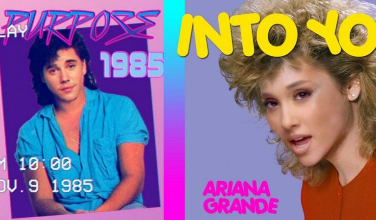 This Is How Modern Songs Would Sound In The 80s