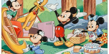 Mickey Mouse's Family Members Every Disney Fan Should Know About!