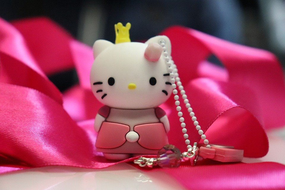 These Hello Kitty Themed Weddings Can Make Your Childhood Dream Come True!