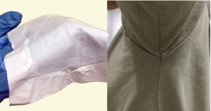 Sweaty Pits? How About A Shirt That Electrifies Your Sweat?