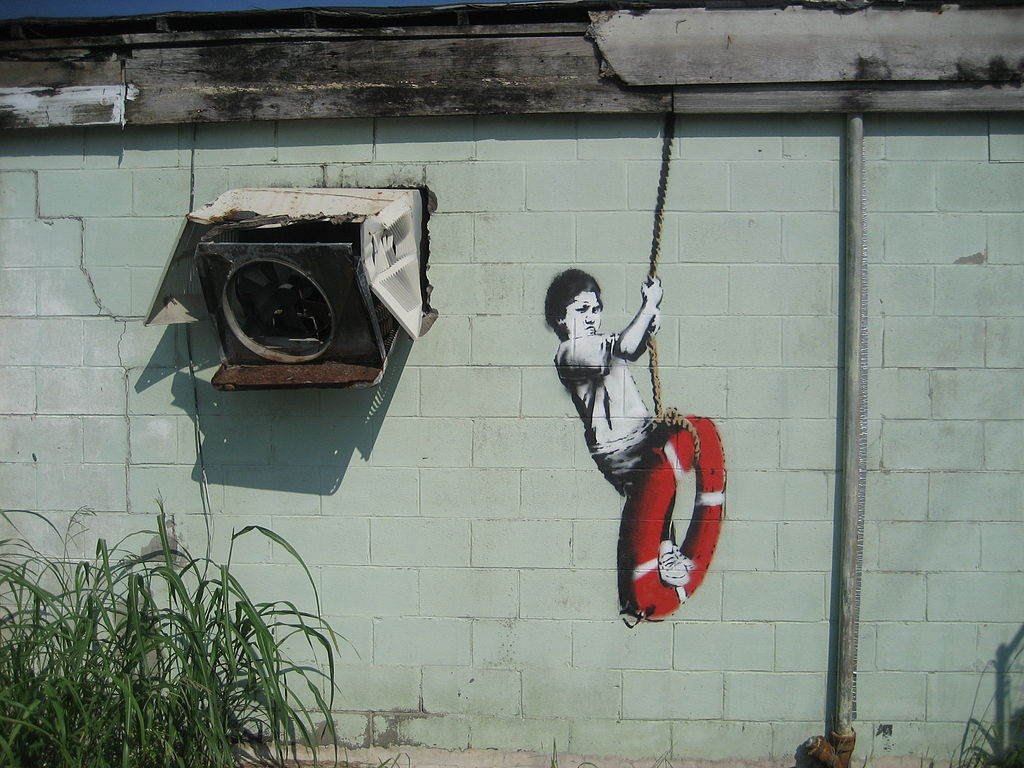 Is Banksy Really The Greatest Artist Of Our Generation?